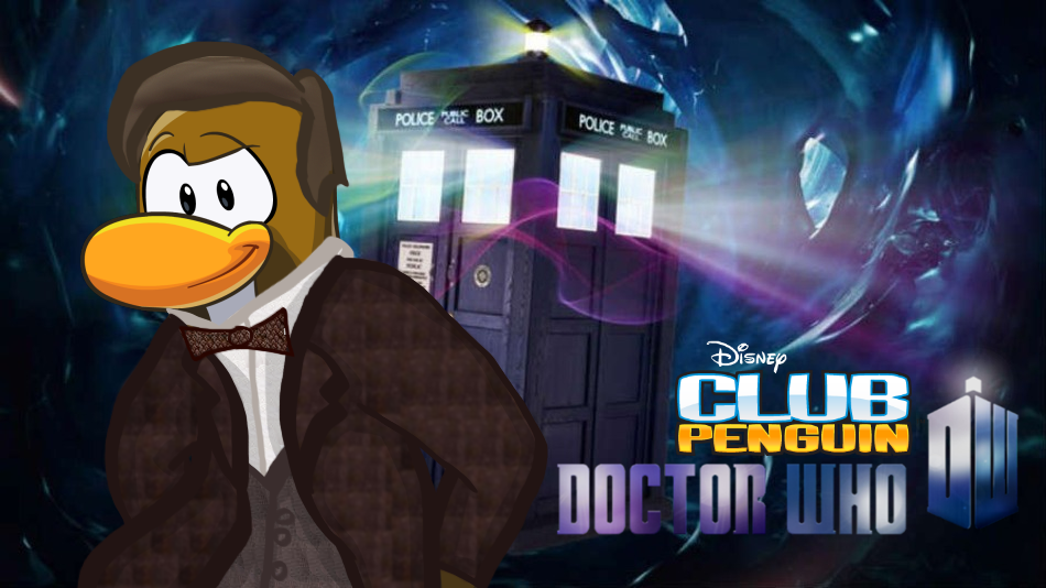 Club Penguin Doctor Who?