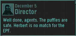 New EPF Message: Puffles are Safe!