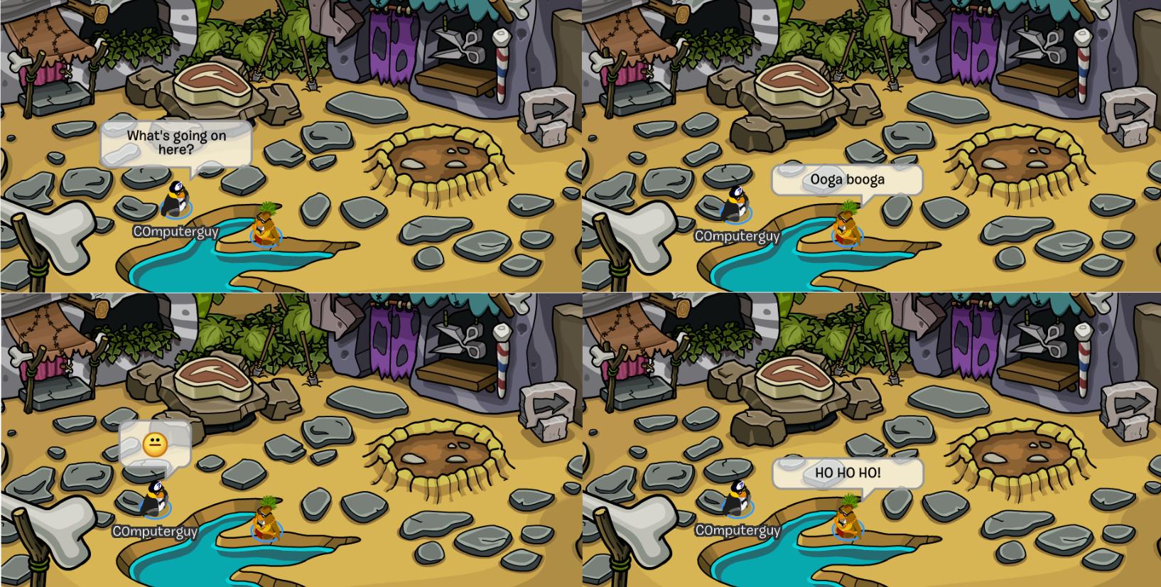 Club Penguin Memes: Ooga Booga! – Episode 7