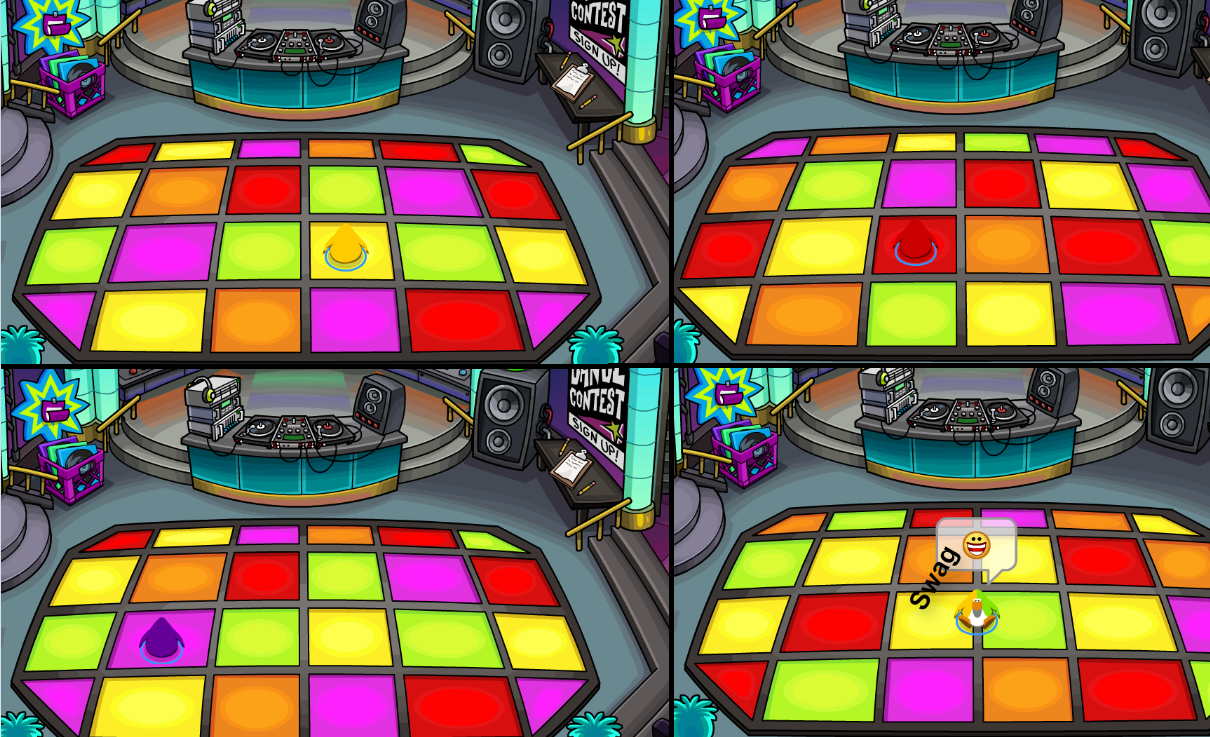 Club Penguin Memes: Color is Swag  – Episode 8