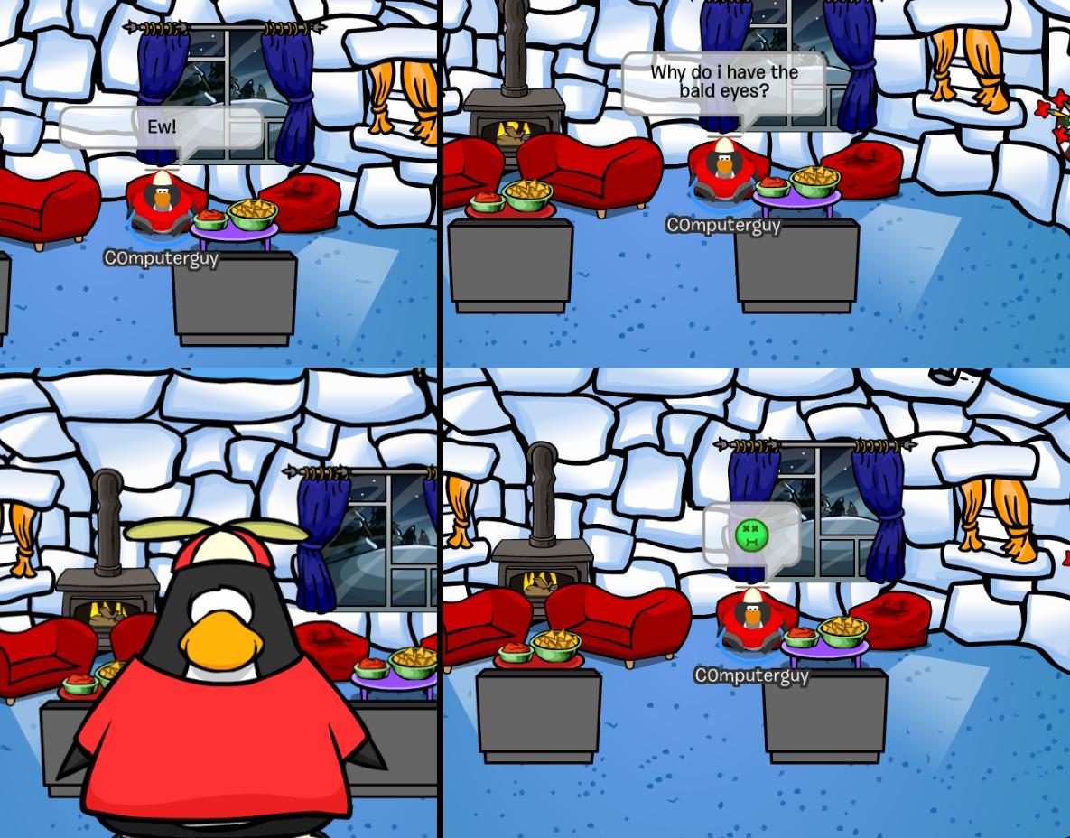 Club Penguin Memes: Ugly Face – Episode 15