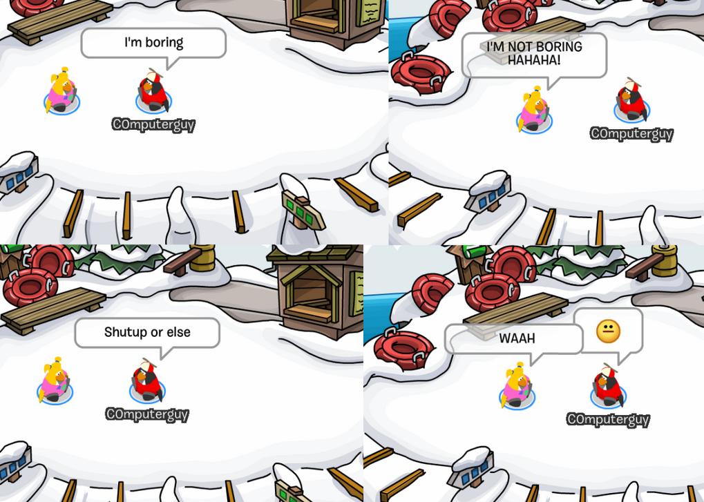 Club Penguin Memes: Annoying Pookies Be Like – Episode 9
