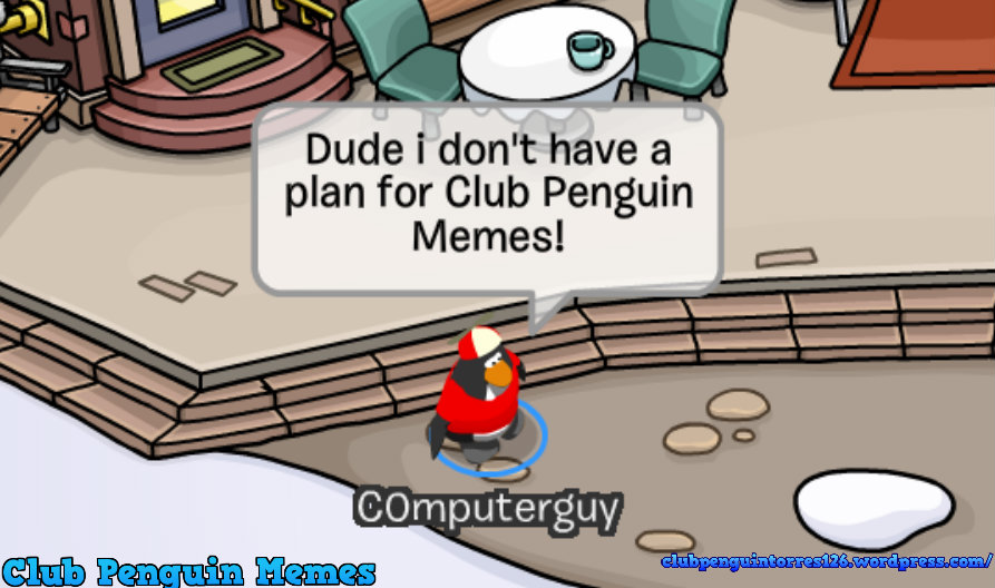 Club Penguin Memes Sneak Peek!