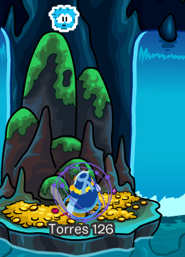 Puffle Pixel Pin Released @ the Hidden Lake