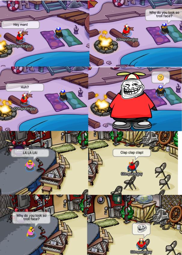 Club Penguin Memes: Troll – Episode 21