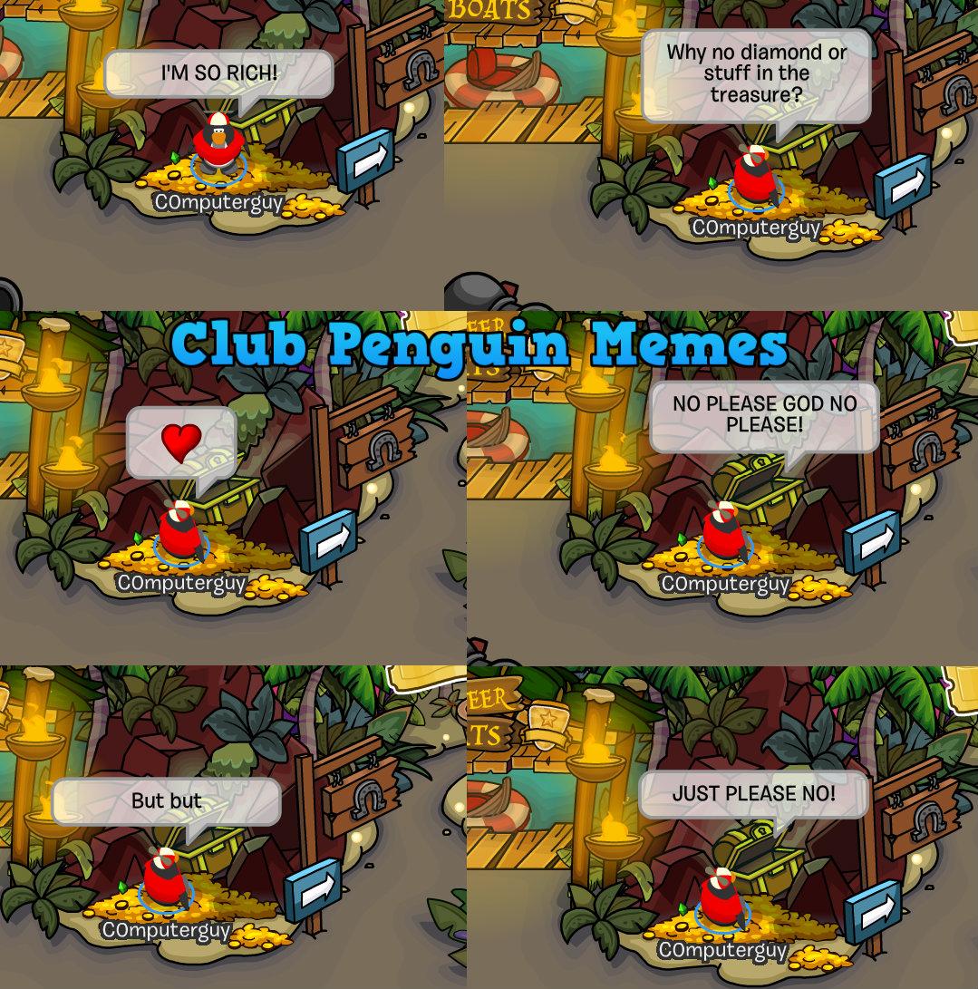 Club Penguin Memes: Rich – Episode 22