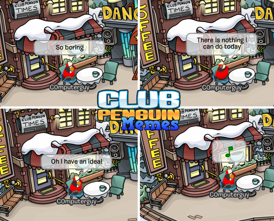 Club Penguin Memes: Town - Episode 26