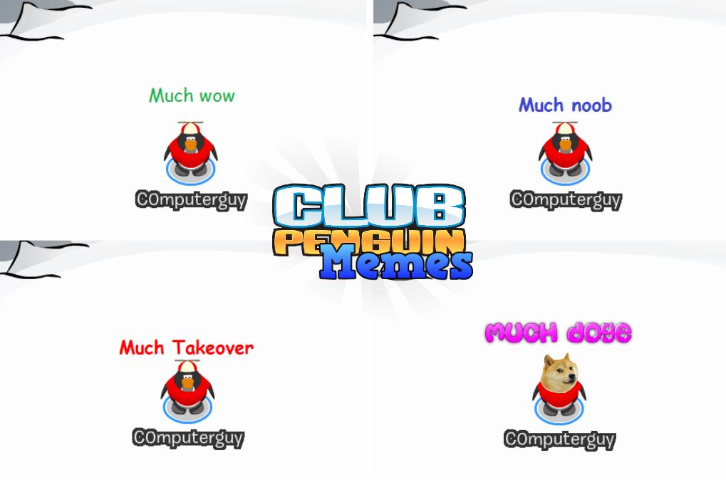 Club Penguin Memes: Doge - Episode 27