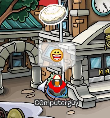 Club Penguin: Cream Pie Pin Cheat