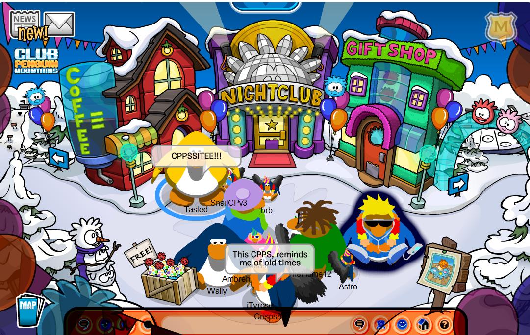 club penguin private server free membership
