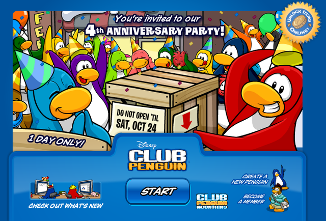 4th-anniversary-party-start-screen-1