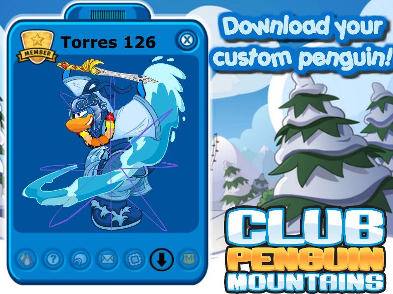 Download your custom penguin!