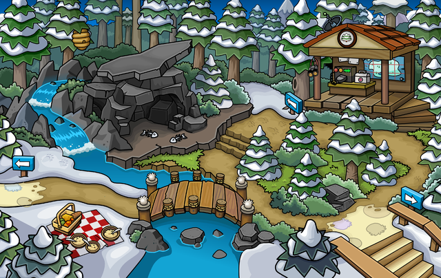 Puffle_Party_2014_Forest-1