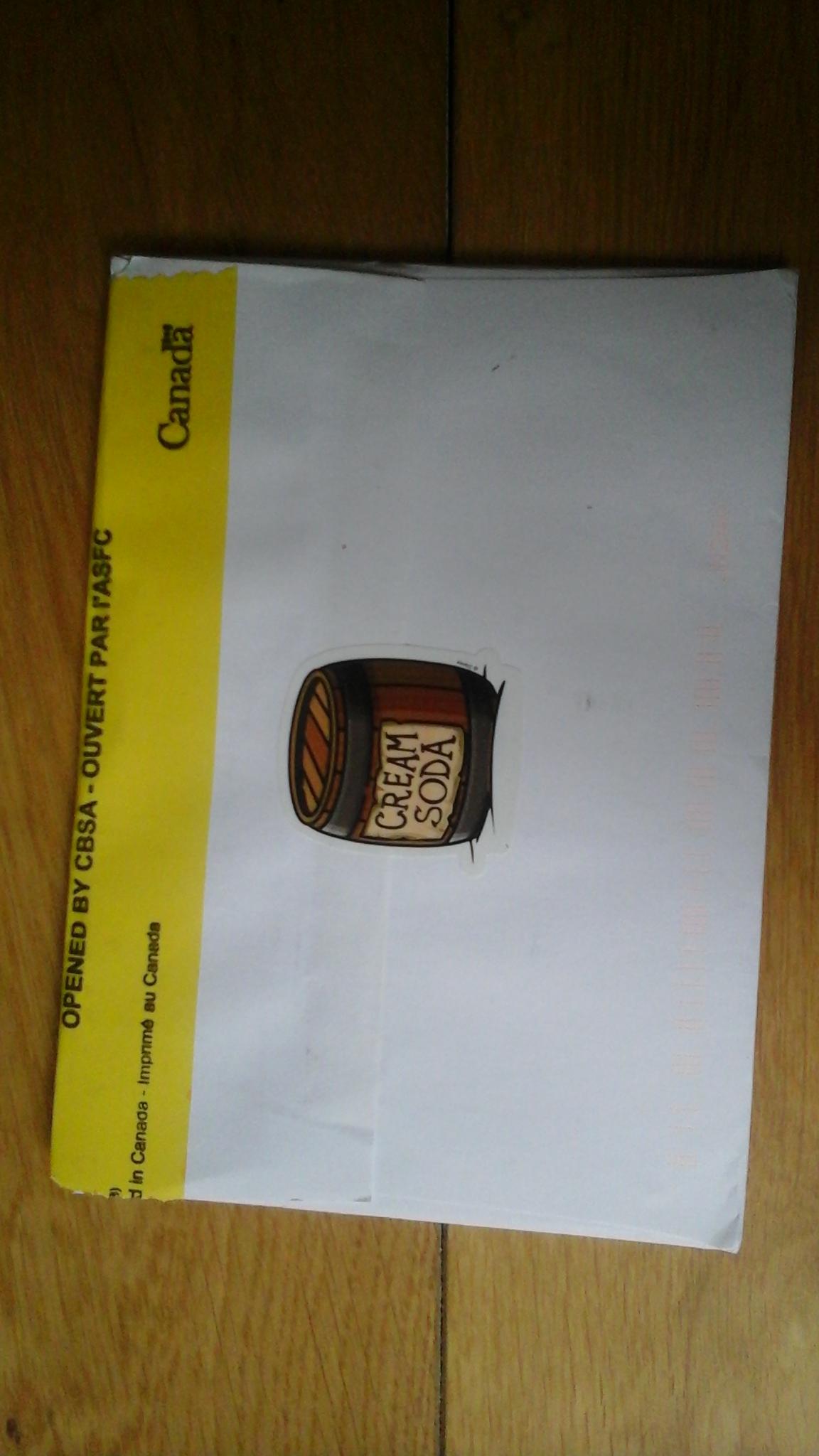 letter back